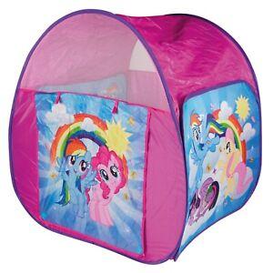 Large Pop Up Tent My Little Pony Kids Children Indoor Outdoor Playhouse Fun Hide