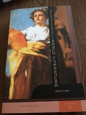 The Norton Anthology of World Literature Vol. E : 1800-1900 (2002, Paperback)