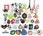 Disney Pin Trading 50 Assorted Pin Lot - Brand NEW Pins - No Doubles - Tradable