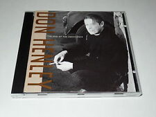 The End of the Innocence - Don Henley (CD 1989) German import XCLNT Condition