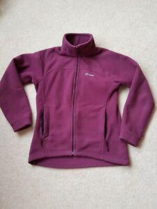 Berghaus Walking Active Fleece Jacket Size 14