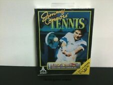 New Factory Sealed Jimmy Connors Tennis Game For the Atari Lynx System