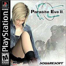 PlayStation - Parasite Eve II - Free Shipping