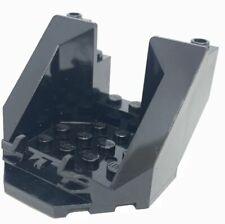 Missing Lego Brick 30200 Black Cockpit 6 x 6 x 3 & ⅓ Octagonal Canopy Base