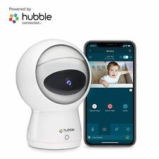 Smart Hubble Hugo Baby Cam 1080P HD Amazon Alexa Skill Two-Way Audio Lullaby