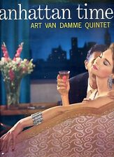 ART VAN DAMME QUINTET manhattantime HOLLAND EX LP