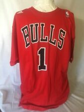 Adidas Bulls Rose #1 The Go To Tee Men's Size 2X