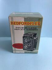 Vintage Bedfordflex Double-Lens Reflux Camera Hong Kong