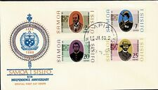 SAMOA - ILLUSTRATED FIRST DAY COVER - 1968 - W 349