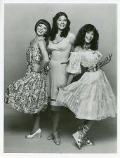 BARBI BENTON DIDI CARR MARIANNE BLACK BUSTY SMILING SUGAR TIME! '77 ABC TV PHOTO