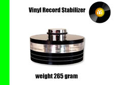 265gram Turntable Weight / Vinyl Record Stabilizer - W-265G by London Analogue
