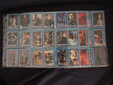 1991 TOPPS TERMINATOR 2 TRADING CARDS