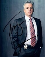 Tony Denison Anthony Signed Autograph 8x10 Photo Major Crimes The Closer COA