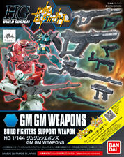 Gundam HG Build Custom HGBC #030 GM GM Weapons 1/144 Model Kit FREE SHIPPING USA