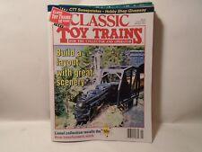 8 VOLUME SET CLASSIC TOY TRAINS 1997