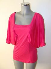 Shirt by Zara size L in pink with lots of stretch i9