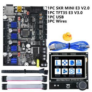 BIGTREETECH SKR MINI E3 V2.0+TFT35 E3 V3.0 Screen Board TMC2209 Driver for Ender