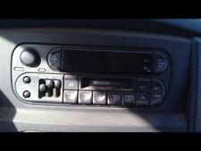 2002-2007 Dodge Caravan Radio Stereo Receiver Radio Am-fm-cassette RBB OEM