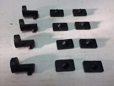 Mercedes 190SL Seat Regulation Rubber Stop and pads (set for both seats)