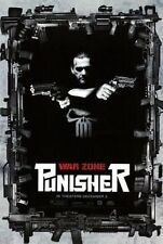 PUNISHER WARZONE - Movie Poster - Flyer - 13.5x20 - RAY STEVENSON