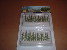 "JTT Scenery CORN STALKS O - O27 scale gauge  95553   2"" height average"