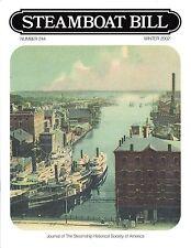 #244 Steamboat Bill - NC Ferries, Finding PORTLAND Wreck - SSHSA sHiPs WORLDWIDE