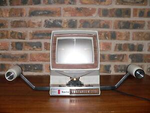 Vintage Baia Instaview 270 Variable Speed Dual 8 Movie Film Reviewer/Editor