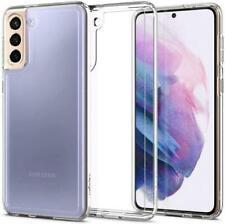 Spigen Ultra Hybrid Custodia per Samsung Galaxy S21 5G - Crystal Clear