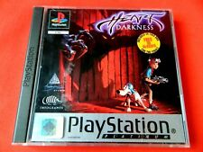 Heart of Darkness PS1 Playstation Game With Manual