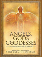 Angels Gods and Goddesses Oracle Cards by Toni Carmine Salerno