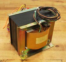 480V Variable Amperage and Voltage Transformer - USED