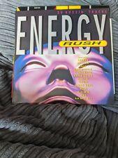New listing RARE DINO LP ENERGY RUSH DINTV 53 MINT SHAMEN KWS CORE ORBITAL TOXIC 2  NUSH '92