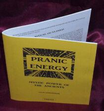 PRANIC ENERGY------ Finbarr Grimoire Magick Spells Occult Magick Witchcraft