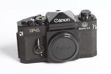 Canon F-1 Montreal 1976 Gehäuse