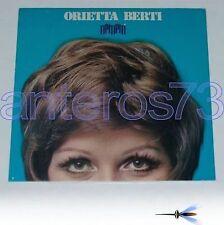 """ORIETTA BERTI """"TIPITIPITI'"""" RARO LP 1970"""