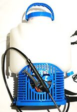 5 Gallon Tank Cordless 12 Volt Battery Operated Electric Backpack Garden Sprayer