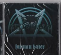 "CD - STONEMAN - HUMAN HATER  "" NEU in OVP VERSCHWEISST #L83#"