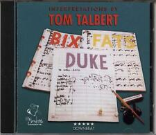 Thomas Talbert-Bix Fat Duke interpreted-CD