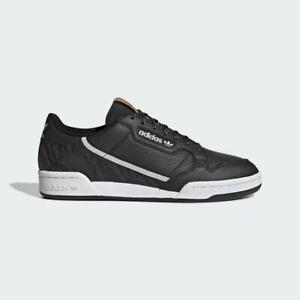 adidas Continental 80 Size 10.5 Black RRP £80 Brand New FV6654 LAST PAIR CLASSIC