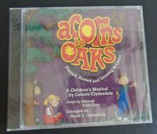 ACORN TO OAKS A Children's Musical By Celeste Clydesdale CD New Christian SEALED
