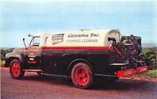 West Yarmouth MA Cannons Cesspool Cleaning Truck Postcard