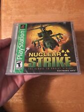 Nuclear Strike - PlayStation 1, PS1..Brand New..Sealed..AUTHENTIC..Greatest Hits