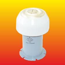 400 pF 14 kV WATER COOLED DRALORIC (VISHAY) HIGH VOLTAGE CAPACITOR TWXF 95X162