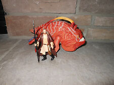 Star Wars Episode I The Phantom Menace TPM 1999 Opee and Qui Gon Jinn