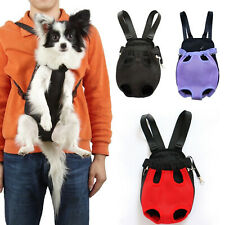 Pet Dog Cat Carrier Travel Tote Front Bag Sling Backpack Carrier Bag for Pets