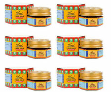 TIGER BALM Red & White 21ml 10g Pain Relief Musculars/Headache/Joint Aches/Body