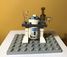 Lego Star Wars Rare Minifigure R2-D2 With Serving Tray (Set 6210)