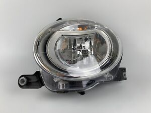 Fiat 500 2015 Front Left Side Low Beam H7 Headlight Head Lamp Genuine 51787492
