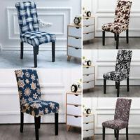 Chair Cover Elastic Banquet Washable Seat Home Hotel Wedding Supplies Decoration