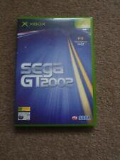 Sega GT 2002 Original xbox Game PAL